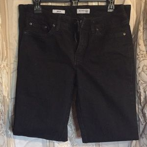 St. John's Bay Black Jeans